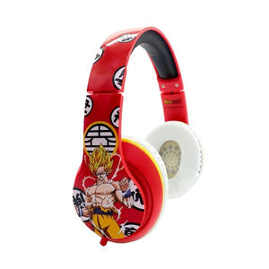 Casque audio Dragon Ball Z Goku & Vegeta Kaio