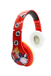 Casque audio Dragon Ball Z Goku & Vegeta Kaio--Teknofun