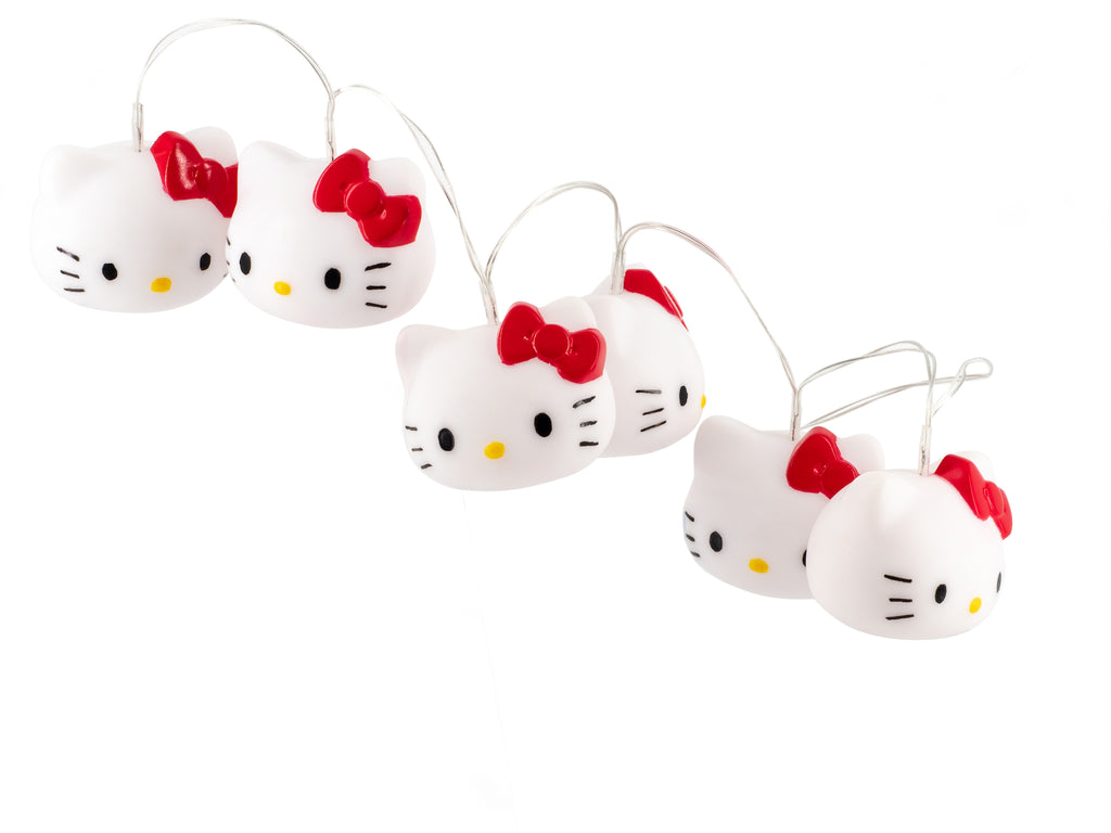 Guirlande lumineuse Hello Kitty