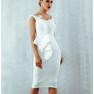 4557a907377e Akose - Splendid-Knitted Glam Dress dress BQ Emporium ...