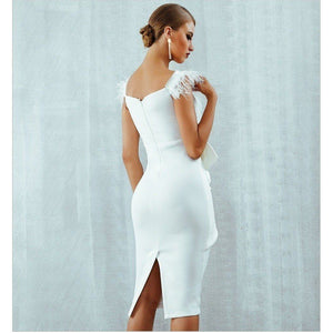 Akose - Splendid-Knitted Glam Dress