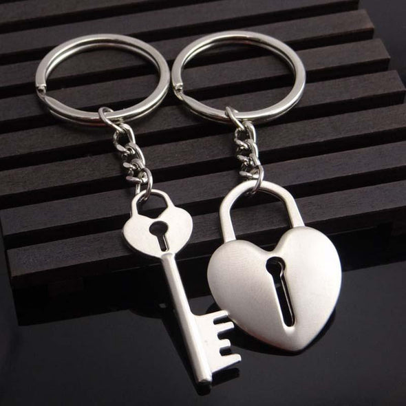 Novelty Chaveiro Couple Keychain BQ Emporium