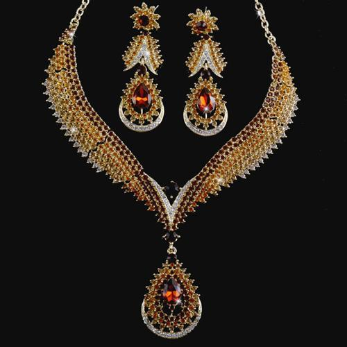 Priyanka Jewelry BQ Emporium brown