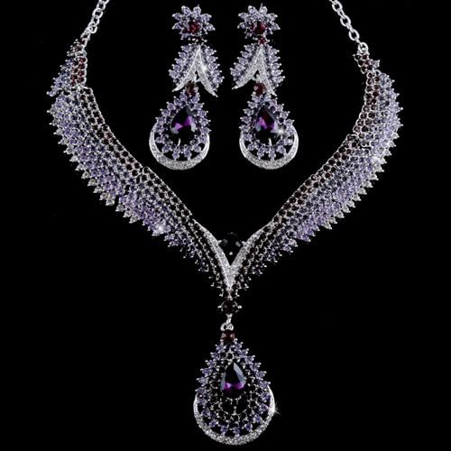 Priyanka Jewelry BQ Emporium purple