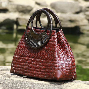 Retro Vase Women's Handbag