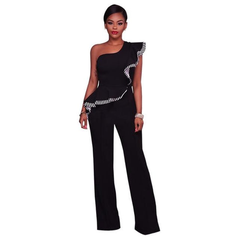 Image of Queen Of Love Off Shoulder One-Piece Party Suit rompers BQ Emporium 2 S