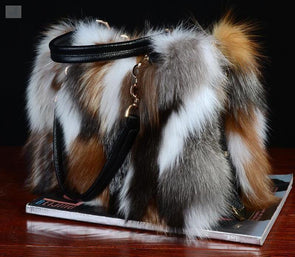 Gantavarlo Women's Faux Fur Bag bags, handbags and purses BQ Emporium