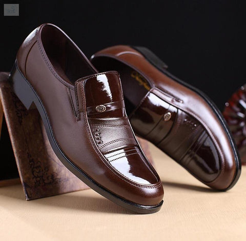 Image of Men's High-quality Polishable Shoes-shoes-BQ Emporium
