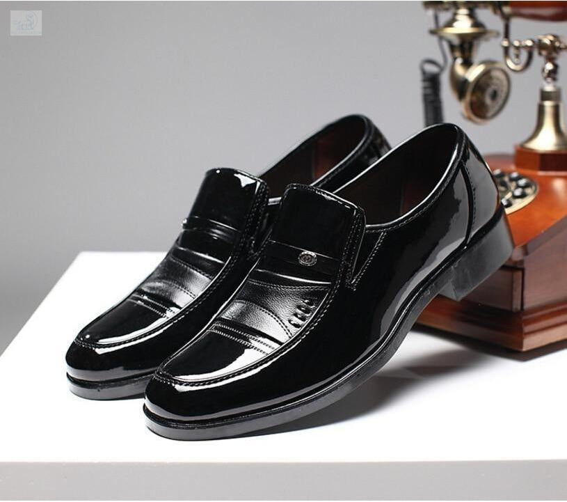 Men's High-quality Polishable Shoes-shoes-BQ Emporium