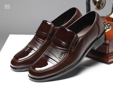 Image of Men's High-quality Polishable Shoes