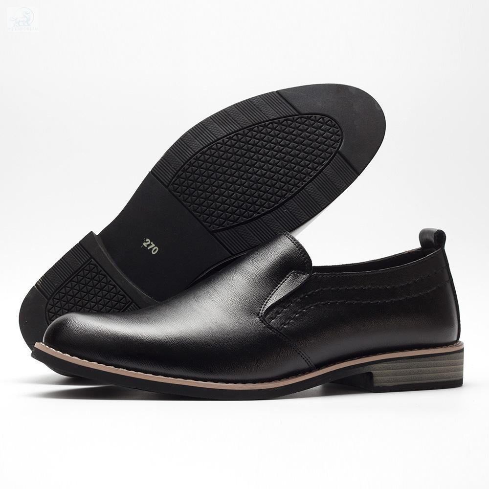 Luxury Concise Pointy Business Dress Shoes