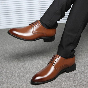 Contemporary Formal Business Oxford Shoes