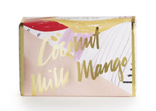 Load image into Gallery viewer, Coconut Milk Mango and Citrus Crush Bar Soap