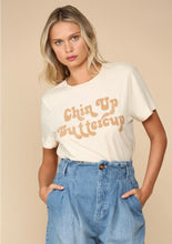 Load image into Gallery viewer, Chin Up Buttercup Tee