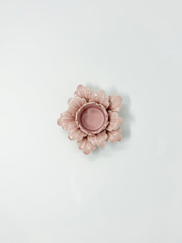 Pretty Petals Tealight Pink