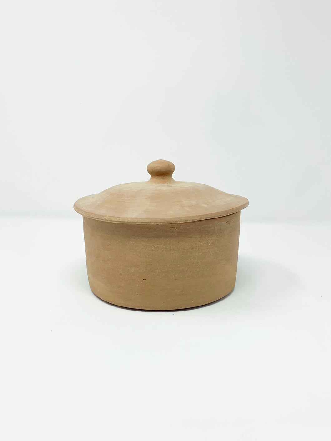 Terra Cotta Pot with Lid