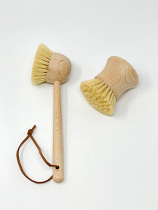 Beech Wood Brushes (two sizes)
