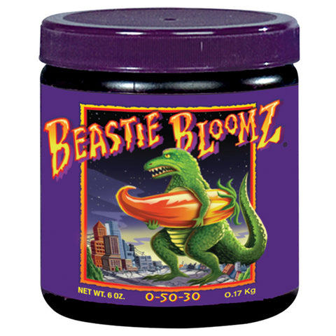 FoxFarm Nutrient / Additive Beatie Bloomz   6oz Jar 26965