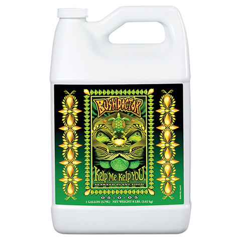 FoxFarm Nutrient / Additive Bushdoctor Kelp Me Kelp You 1 Gallon Bottle 26971
