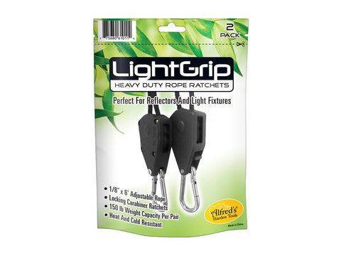 "Light Grip by Alfred's - Light Hanger 1/8"" 150lb Total Capacity 2/pack 24731"