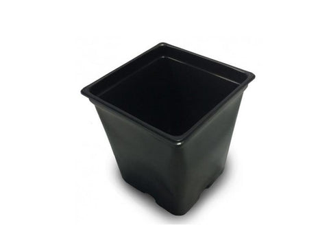 FHD Plastic Pot - Square 3Gallon 11L 10x10x11.5""