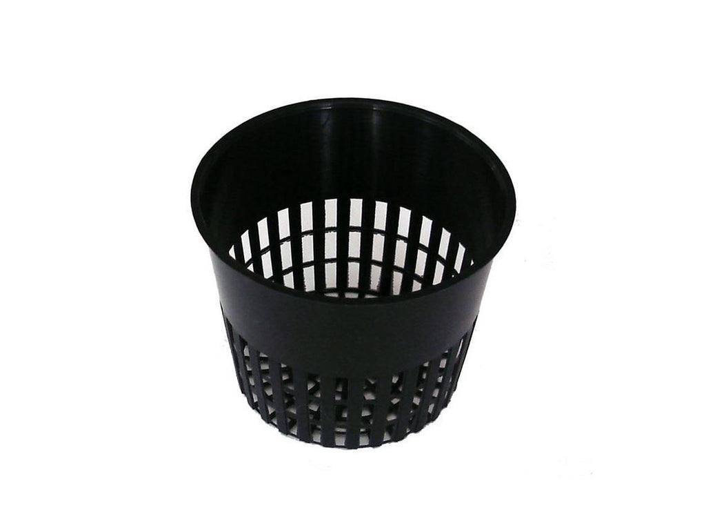 FHD Net Pot For Hydroponic Growing Systems 3.5""