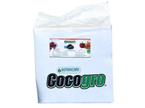 Medium Botanicare Coco Compressed CocoGro 5kg