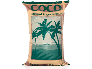 Canna Medium - Coco Brick 50L Loose Bag