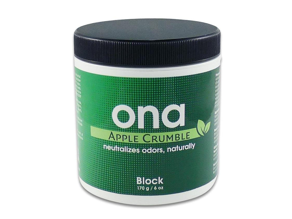 ONA Block 170g / 6oz Apple Crumble