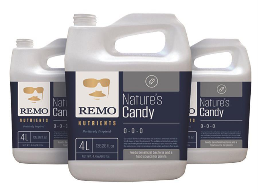 Remo Nutrients & Additives - Remo's Nature's Candy  1L