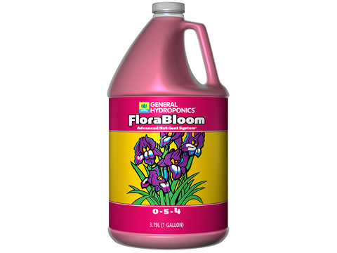 General Hydroponics Nutrient / Additive - Flora Bloom 1L