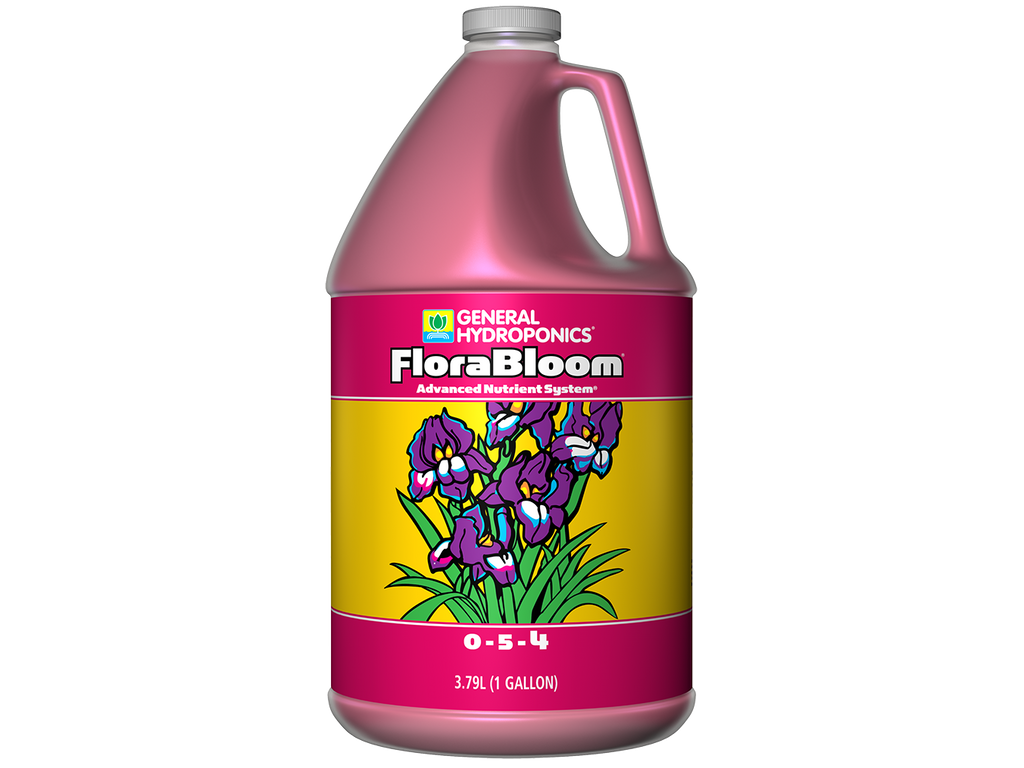 General Hydroponics Nutrient / Additive - Flora Bloom 4L