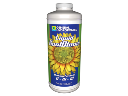 General Hydroponics Nutrient / Additive - Liquid Kool Bloom 946ml