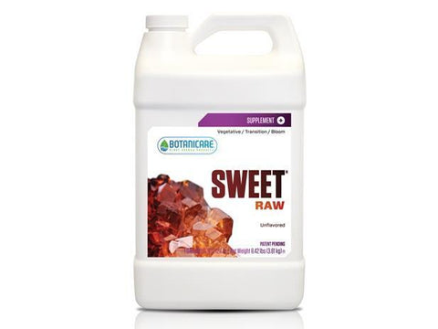 Botanicare Nutrient / Additive - Sweet Raw  1L