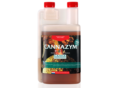 Canna Nutrients & Additives - CannaZym  250ml