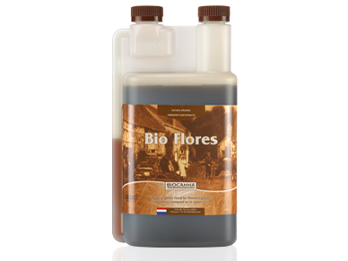 Canna BioCanna Nutrients & Additives - Bio Flores A&B 1L