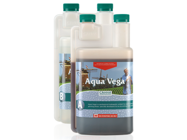 Canna Nutrients & Additives - Aqua Vega A&B 1L