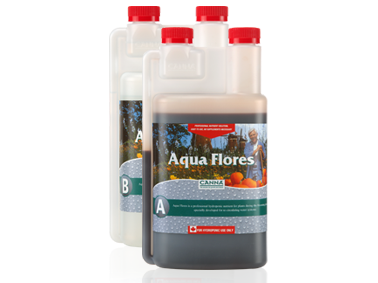 Canna Nutrients & Additives - Aqua Flores A&B 1L