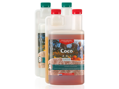 Canna Nutrients & Additives - Coco A&B 1L