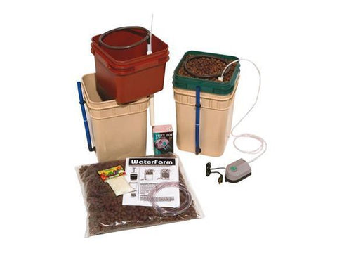 General Hydroponics Water Farm All-In-One Single Plant Hydroponics Kit