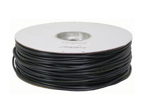 "NoName Water Pump Hydroponic Dripper Hose Black .220"" 1000-foot Roll"