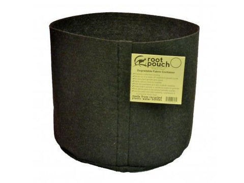 Root Pouch Degradable Grow Bag - 3 Gallon No Handles