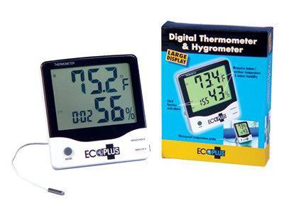 Titan EcoPlus By NGW Digital Thermometer Hygrometer In/Out Min/Max 17228