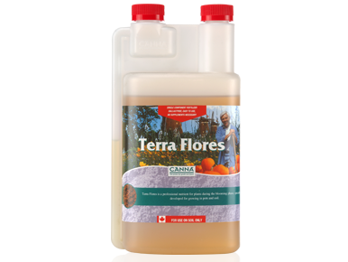 Canna Nutrients & Additives - Terra Flores 1L