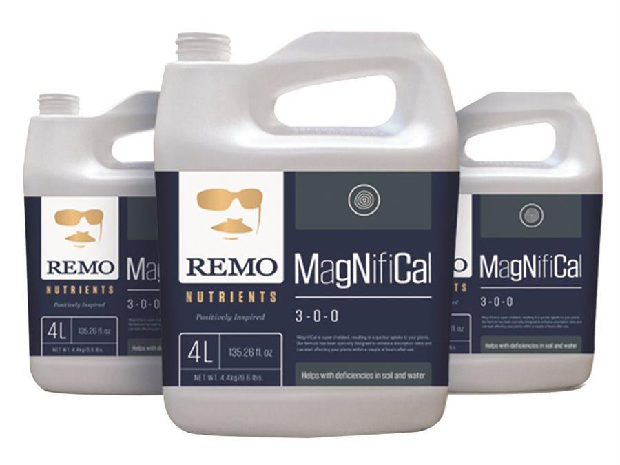 Remo Nutrients & Additives - Remo's MagNifiCal  4L