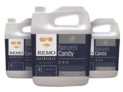 Remo Nutrients & Additives - Remo's Nature's Candy  4L