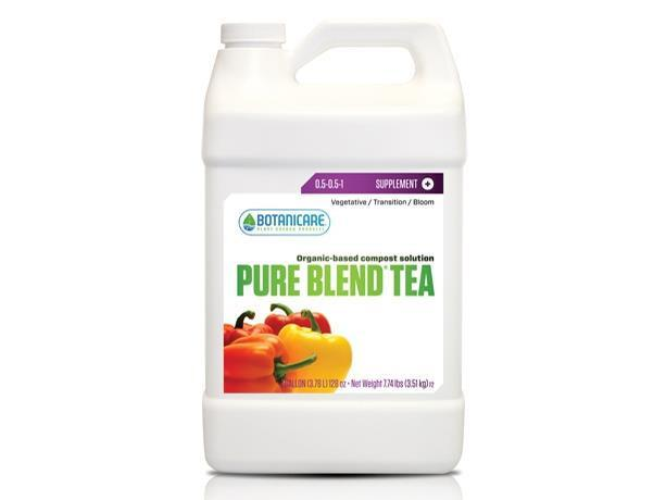 Botanicare Nutrient / Additive - Pure Blend Tea  1L