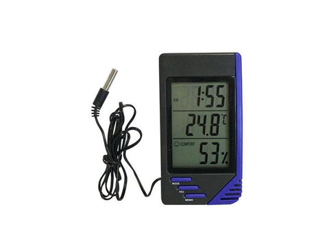 Giros Digital Thermometer/Hygrometer High/Low 1325