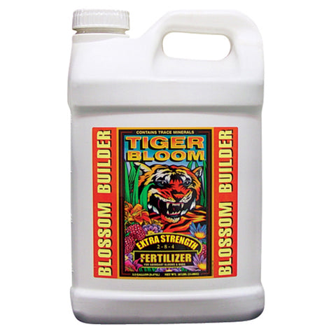 FoxFarm Nutrient / Additive Tiger Bloom 2.5 Gallon Bottle 26959