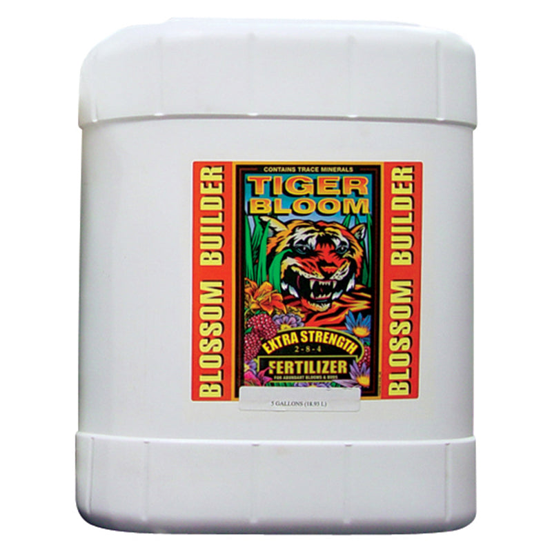 FoxFarm Nutrient / Additive Tiger Bloom 5 Gallon Bottle 26960